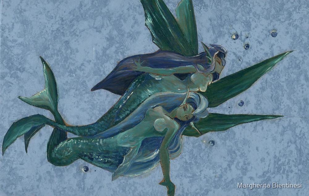 Mermaids by Margherita Bientinesi