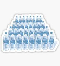 Water Bottles Sticker