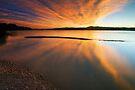 Sulfur Point Morning by Michael Treloar
