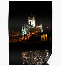 Bath Abbey Poster
