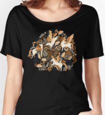 Cinnamon Pegasi  Relaxed Fit T-Shirt