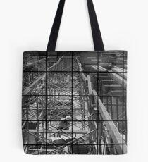 Building Site Tote Bag