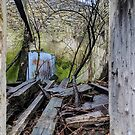 Urbex in France - Doors to nowhere by opheliaautumn