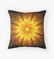 Eclipse 3 Throw Pillow