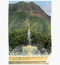 Hawaii: Diamond Head Poster
