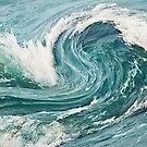 Ocean 5 by Evelyn Flint