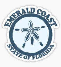 Emerald Coast - Florida. Sticker