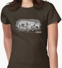 Denver Womens Fitted T-Shirt