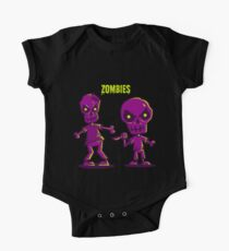 Halloween zombie One Piece - Short Sleeve
