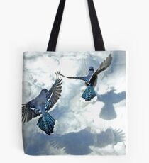 Sunny Jays Tote Bag