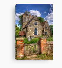 St Peter & St Paul Canvas Print