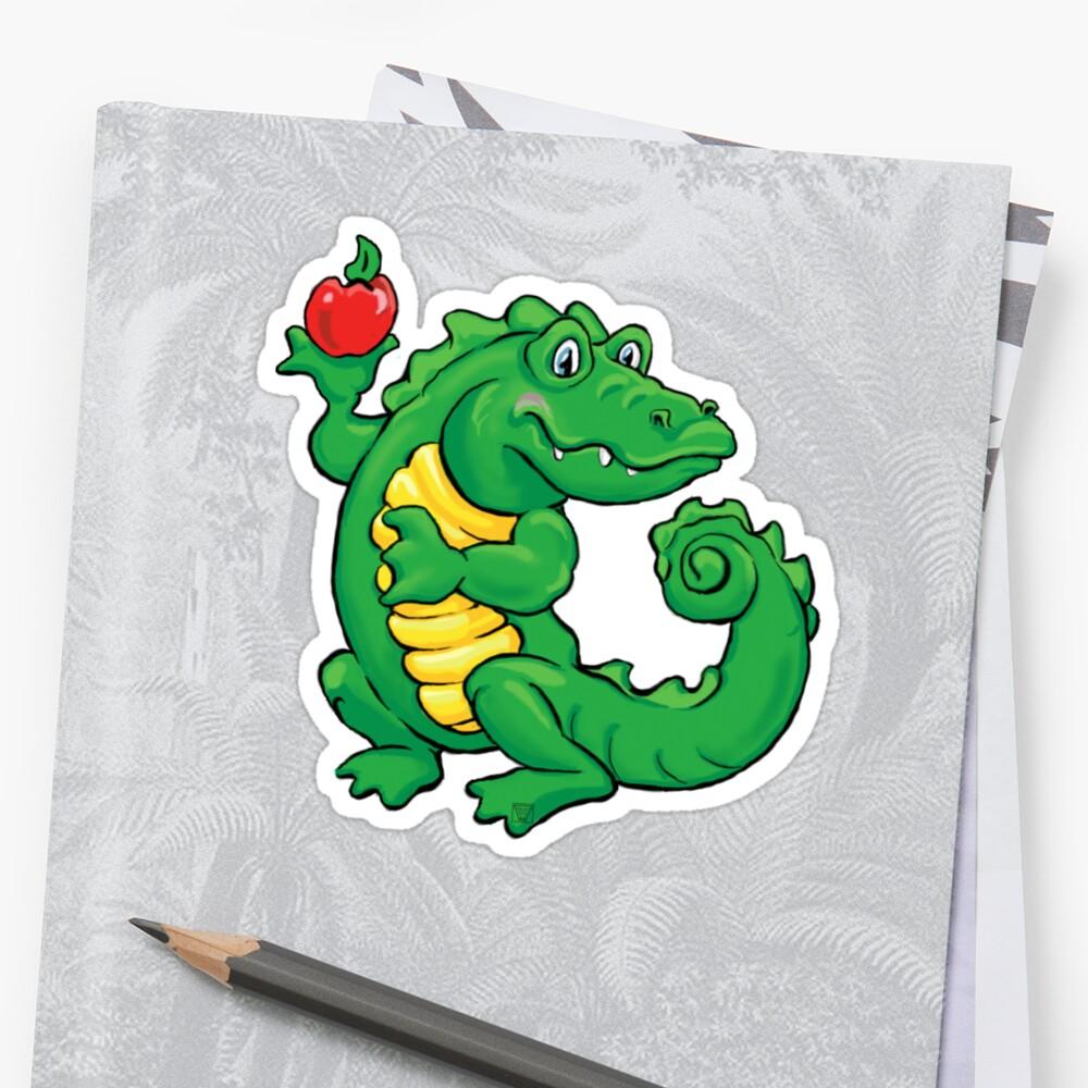 Gator Teacher by ImagineThatNYC