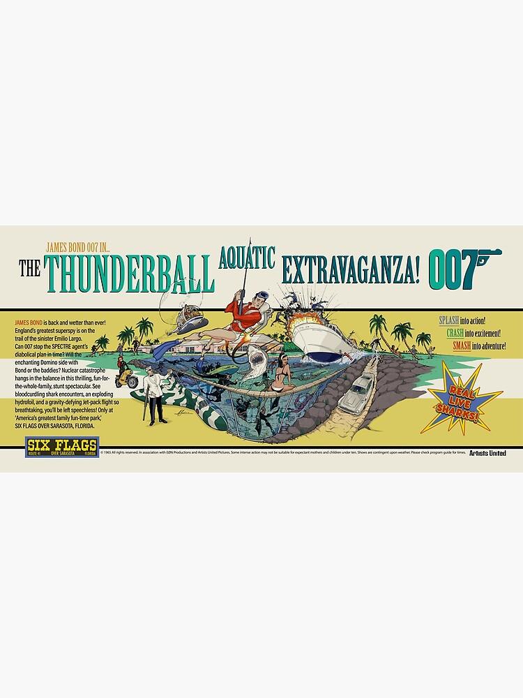 THE THUNDERBALL AQUATIC EXTRAVAGANZA by MattGourley