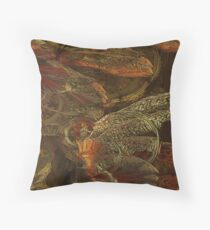 The Great Hall Throw Pillow