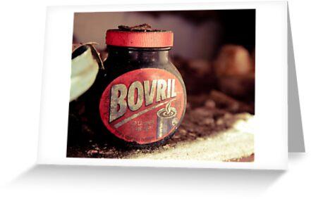 Bovril by Ciaran  Duignan