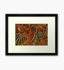 Deep in the Great Hall Framed Print