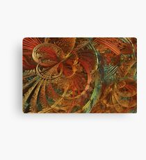 Deep in the Great Hall Canvas Print