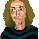 Mother Portrait by Ognjen Stevanović