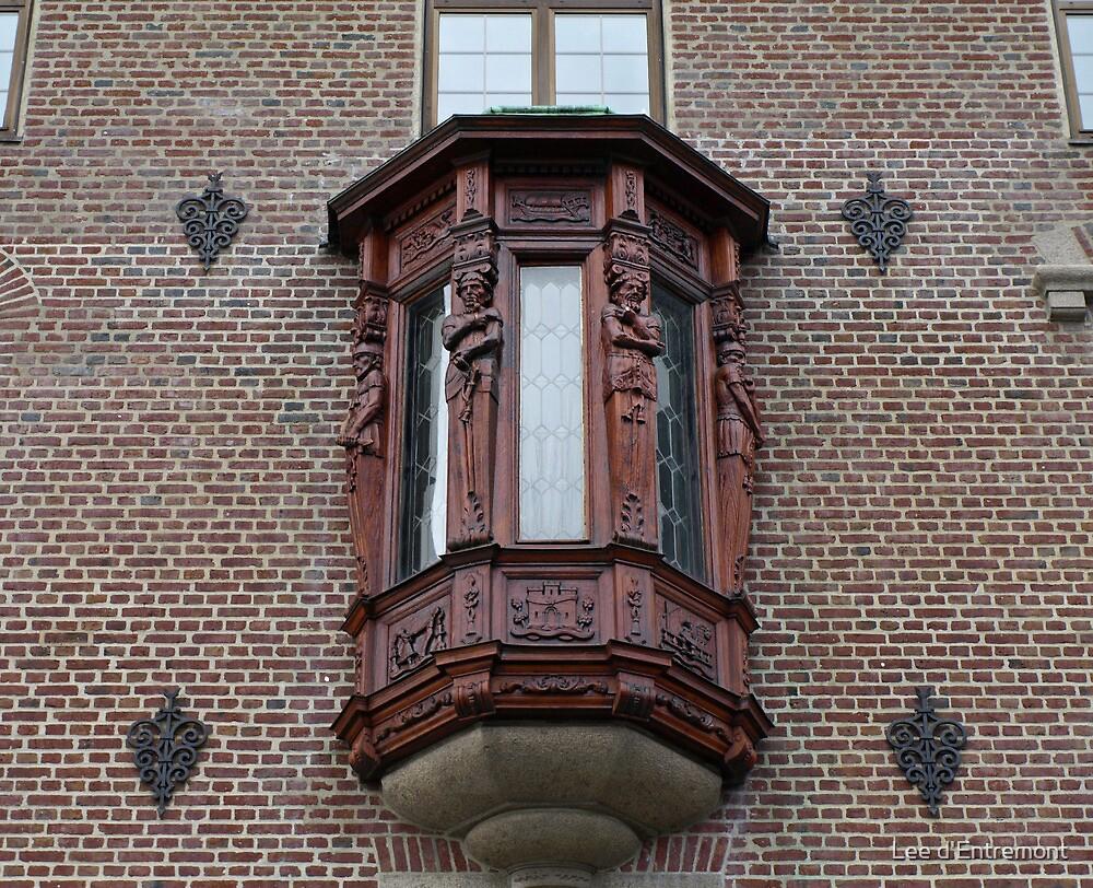 Unique Window. by Lee d'Entremont