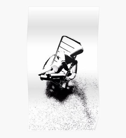 """""""Despair Chair (7)"""" Poster"""