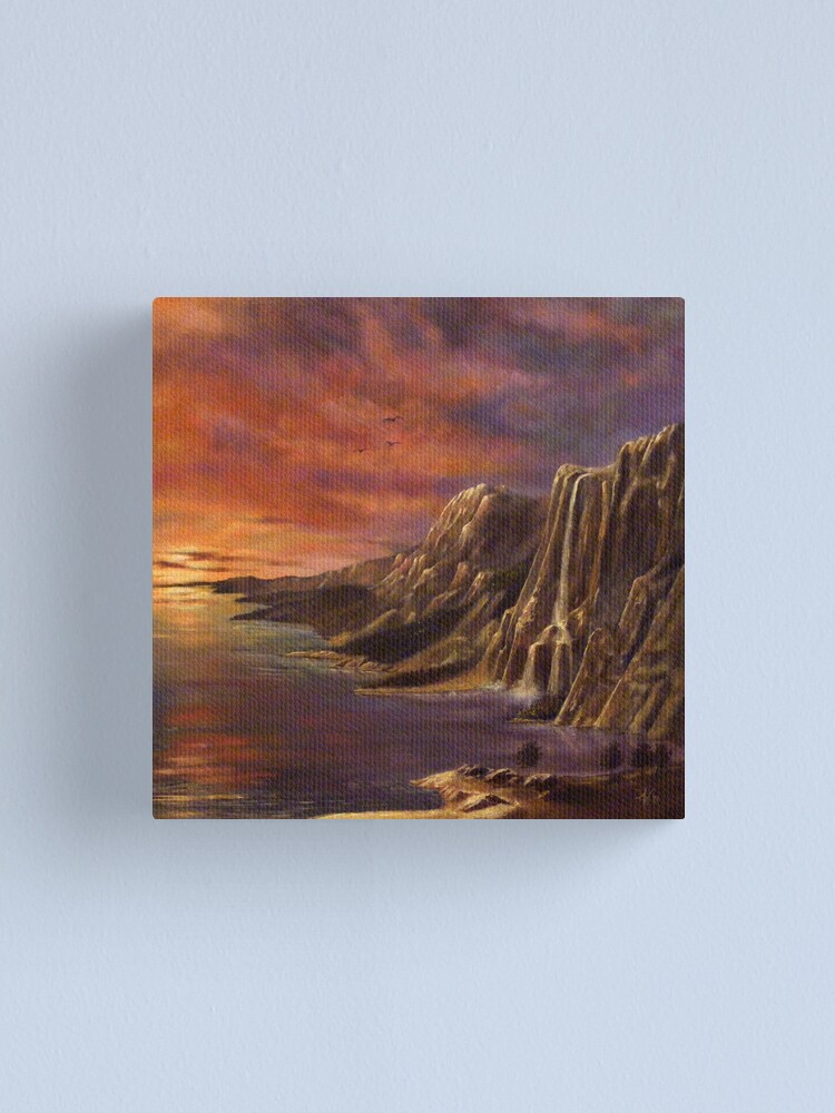Alternate view of Glorious Earth Canvas Print