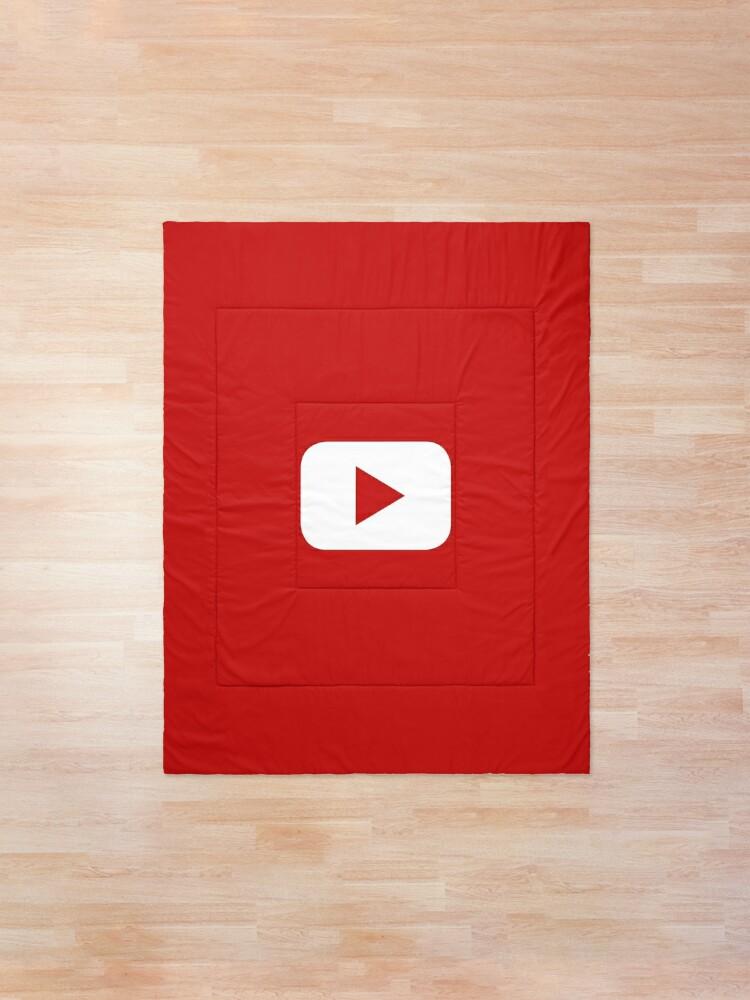 Alternate view of Youtube Comforter