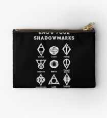 Know Your Shadowmarks (Light) Studio Pouch