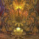 Art Nouveau Altar by Peter Berry