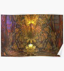 Art Nouveau Altar Poster