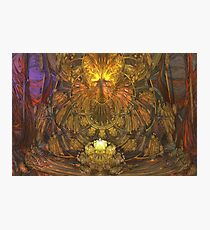 Art Nouveau Altar Photographic Print