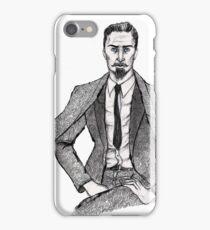 Nikolai Portrait iPhone Case/Skin