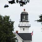 Cape Elizabeth Light - Maine by Steve Borichevsky