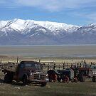 Old Garr Ranch Vehicles by Bellavista2