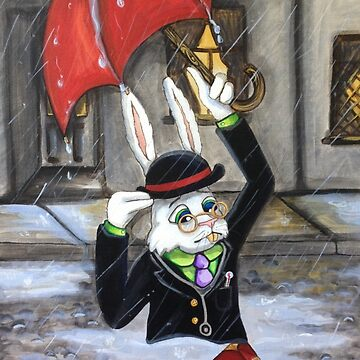 Dr Rabbit Foster  by Blossombrooks