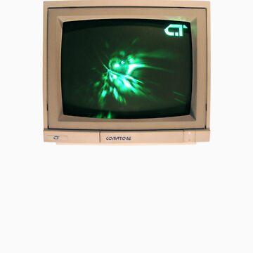 COMATONE - E-50 TV LOGO. by comatone