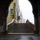portal to Venice by fabio piretti