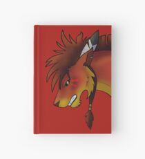 Red XIII Hardcover Journal