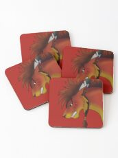 Red XIII Coasters