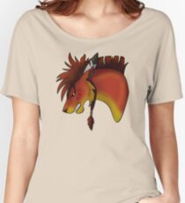 Red XIII Relaxed Fit T-Shirt
