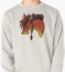 Red XIII Pullover Sweatshirt