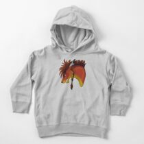 Red XIII Toddler Pullover Hoodie