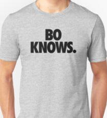 BO WEISS. Unisex T-Shirt