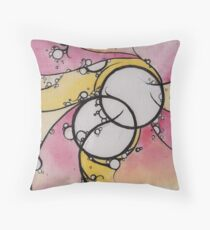 Airwaves Throw Pillow