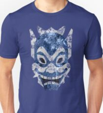 Blue Spirit Splatter Slim Fit T-Shirt