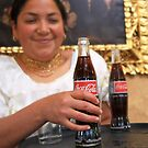Enjoy a Coke by Sue  Cullumber