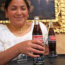 Enjoy a Coke by Sue  Cullumber