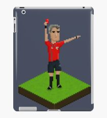 Red Card iPad Case/Skin