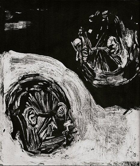 Heads by Danielle Cardenas