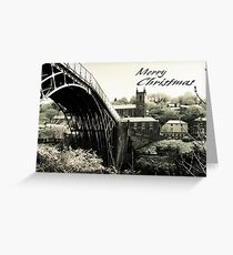 Ironbridge Greeting Card