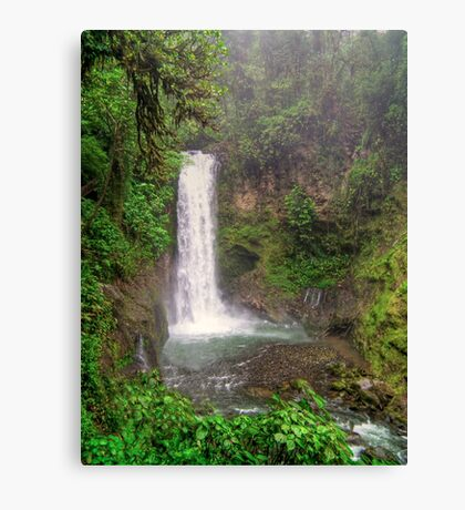 La Paz Waterfall Canvas Print
